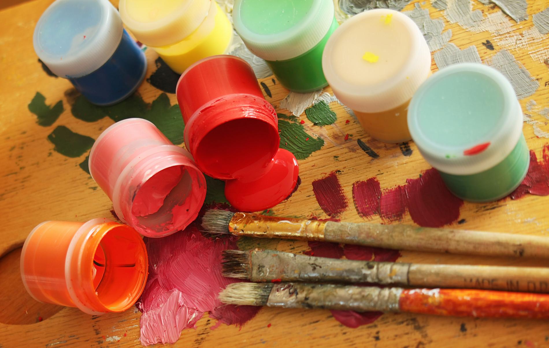 Creativity Through Arts !